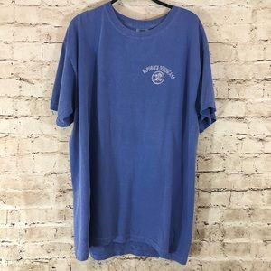 Other - NWOT Republica Dominicana blue short sleeve L